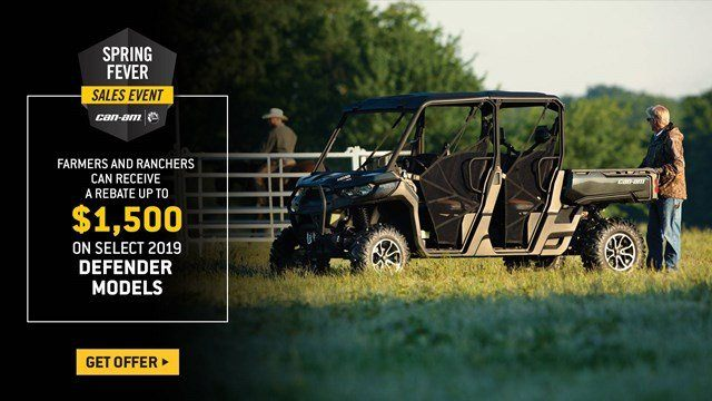Can-Am - Spring Fever Sales Event - Defender Models